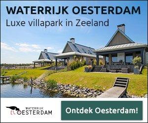 vakantiepark oesterdam banner